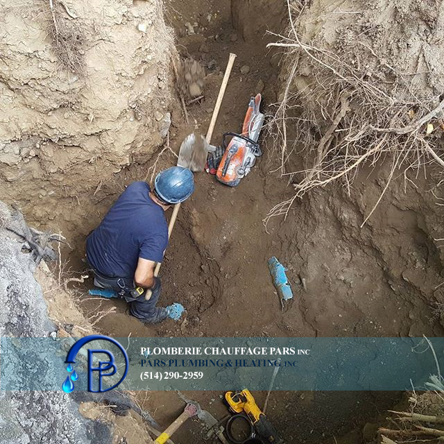 parsplumbing-Water-main-installation