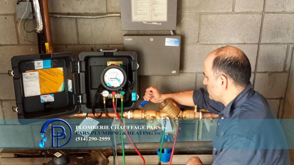 montreal plumbing