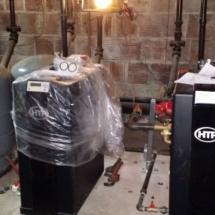 Parsplumbing-Changer le système de chauffage à l'église en haute efficacité1