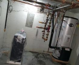 parsplumbing-Installation de réservoirs de chauffage et d'eau chaude1