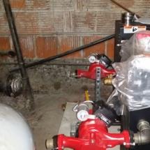 Parsplumbing-Changer le système de chauffage à l'église en haute efficacité10