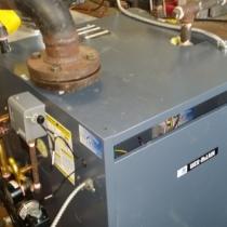 parsplumbing-Installation d'une chaudière à vapeur2