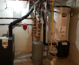 parsplumbing-Installation de réservoirs de chauffage et d'eau chaude4