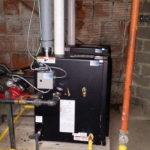 Parsplumbing-Changer le système de chauffage à l'église en haute efficacité4