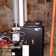 Parsplumbing-Changer le système de chauffage à l'église en haute efficacité5