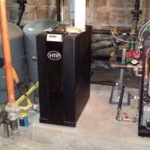 Parsplumbing-Changer le système de chauffage à l'église en haute efficacité7