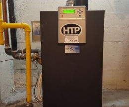 parsplumbing-Installation of a hetaing and hot water tanks3