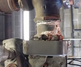 parsplumbing-Installation of a steam Boiler6