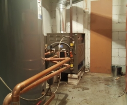 parsplumbing-Replacement of a Furnace2